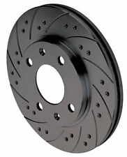NEW KBD453 COMBI  FRONT Combi Discs Renault 1.8 16V WILLIAMS Drilled  grooved