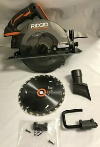 RIDGID R8654B 18V OCTANE Brushless Cordless 7-1/4 in. Circular Saw, GR