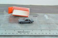 Euro Model Opel Manta Grey Car 1:87 Scale HO (HO4)