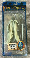 LORD OF THE RINGS LOTR KING OF THE DEAD GLOW IN THE DARK MOC NEW TOYBIZ