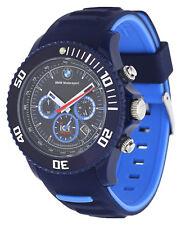 Ice-Watch Herren Armbanduhr Chronograph BMW Motorsport blau BMCHBLBBS14