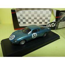 RENE BONNET N°51 LE MANS 1963 GTS GTS23.2 1:43 Abd Résine