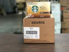 New listing Starbucks Caramel Keurig K-Cup Pods, Medium Roast, 60 Count, exp 10/16/2020