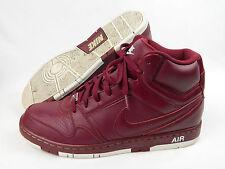 Nike Air Prestige III SI Maroon / Red Hight Top Sneaker s Men's Size 13 VG++