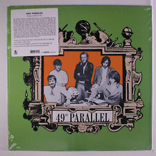 49TH PARALLEL: Singles LP Sealed (reissue) Rock & Pop