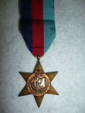 The 1939-45 Star Medal WW2 - Genuine Period Medal, EF Condition