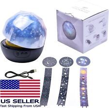Magic Diamonds Projection Lamp Star Universe Night Light Colorful Magic Lighting