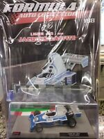 LIGIER JS5 JACQUES LAFFITE 1976 FORMULA 1 AUTO COLLECTION #188 1:43 MIB DIE-CAST