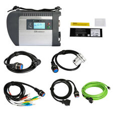MB STAR SD C4 Diagnostic Tool with Wifi for Cars and Trucks High Quality