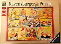 Ravensburger Original Puzzle Bathing Beauties 1000pcs BRAND NEW SEALED BOX