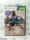 Nike+ Kinect Training Xbox 360 Video Game FREE SHIPPING