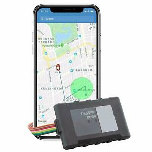 LTE Livewire 4 Vehicle GPS Tracking Device For Cars Trucks Teens & Fleets