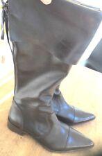 M par m bottes cuir marron NEUVES valeur 179Etige 38cm tour mollet 38cm Point 41