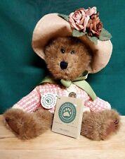 """Boyds Bears Mrs Mertz JB Bean Collection 10"""" Plush 918331 Retired"""