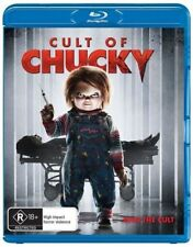 Cult of Chucky NEW Blu-Ray