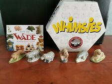 wade boxed set of whimsies in vgc