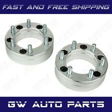 "2PC WHEEL ADAPTERS 5X135 TO 6X135  2"" THICK CB 87mm M14X2.0"
