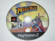 Mega Man Anniversary Collection (Sony PlayStation 2, 2004) Disc Only
