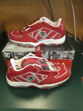 Danny Way Dc Shoes Evolution Pro Model Sz12 Red Men'S Skateboard Limited Edition