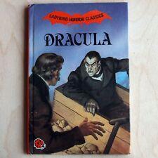 Dracula (Ladybird Horror Classics 1984 first edition) Angus McBride
