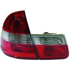 Coppia fari fanali posteriori TUNING BMW Serie 3 E46 Touring 98-05 rosso bianco