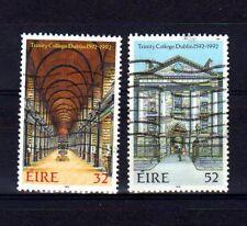 IRLANDE - EIRE Yvert n° 805/806 oblitéré
