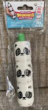 ORB Soft n Slo SQUISHIES Soft Pencil Cover Pandas NEW
