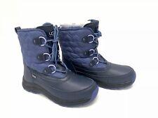 Ugg Australia Holanda 1017431 Azul Marino Para Mujer De Invierno Impermeable tamaños de inicio ~
