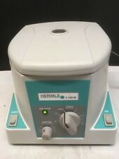 HERMLE Z 160 M MICROCENTRIFUGE w/18 PLACE TEST TUBE ROTOR