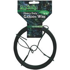 Rapiclip 50' Hvy Dty Garden Wire
