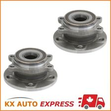 2X FRONT WHEEL BEARING & HUB ASSEMBLY FOR VOLKSWAGEN JETTA CITY 2007 2008 2009