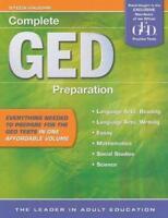 Complete Ged Preparation  - by STECK-VAUGHN