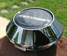 One AROSPEED Chrome Wheel Center Cap # D-35