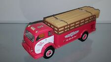 1/34 FIRST GEAR ACE HARDWARE 53 WHITE 3000 STAKE TRUCK W/LUMBER RED 18-2099