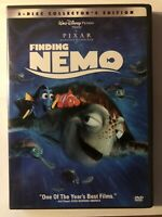 Finding Nemo - 2003 2-Disc Collector's Edition DVD Walt Disney Pixar