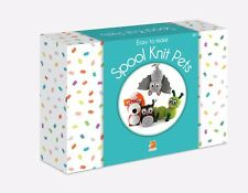 Spool Knit Pets Kit Childrens Crafts Christmas Gift