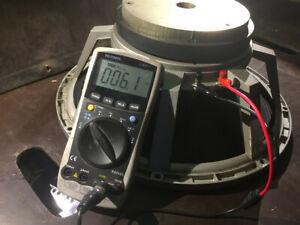"""EVM 15B - ELECTRO VOICE - EV - 15"""" Bass Speaker - getestet in gutem Zustand 1/2"""