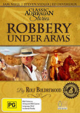 Robbery Under Arms: The Miniseries ( Sam Neill - Steven Vidler ) 2 dvd Set New