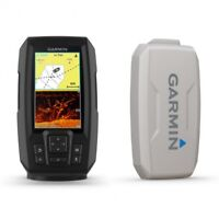 Garmin STRIKER Plus 4cv with GT20-TM Transducer and Protective Cover Bundle