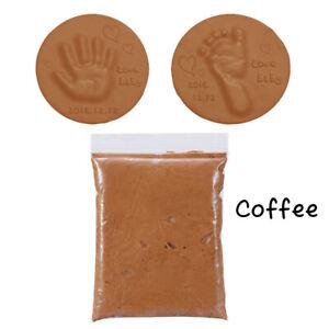 Baby Hand Foot Print Mold Maker Cover Fingerprint Mud Memory Toys Hand Ink Pad
