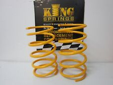 STD Height Front KING Springs suits 98-05 Holden Astra TS Models