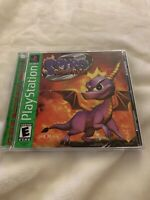 Spyro 2: Ripto's Rage (Sony PlayStation 1, 1999) With Clean Registration Card!