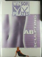 Windsor Pilates Ab Sculpting Workout DVD - Mari Winsor- 22 min. Sealed New