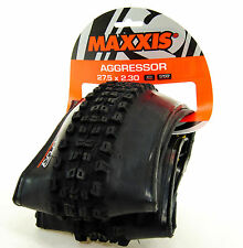 Maxxis Aggressor Mountain Bike Tire, 27.5 x 2.3, Tubeless Ready
