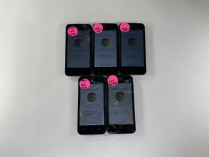 Lot of 5 ZTE Maven Z812 At&t *Check IMEI*