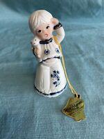 Royal Majestic Bells Jasco 1980 Vintage Bisque Porcelain