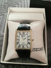 Seiko Solar Powered Mens Watch SUP880