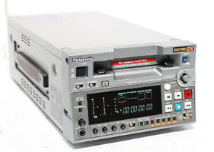 Panasonic AJ-HD1400P Compact DVCPRO HD VideoTape Recorder