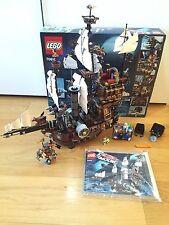 🔰COMPLETE SET🔰 The Lego Movie 70810 MetalBeards's Sea Cow 🔰UCS LIKE🔰