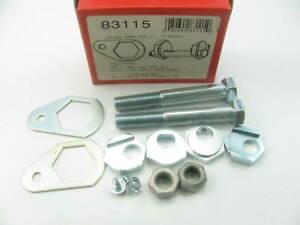 Specialty Products 83115 Suspension Alignment Cam Bolt Kit - Front